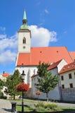 St- Martin` s Kathedrale in Bratislava Lizenzfreie Stockbilder