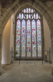 St Martin's Window York Royalty Free Stock Image
