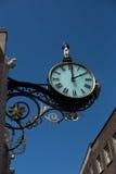 St Martin ` s zegar w Jork ` s Coney ulicie Zdjęcia Stock