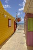 St Martin strand Royaltyfri Foto