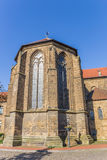 St. Martini church in the historic center of Minden Stock Photo