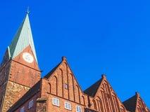 St Martini d'église dans la vieille ville de Brême, Allemagne Photographie stock