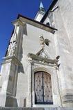 St Martins大教堂,布拉索夫,斯洛伐克 库存图片