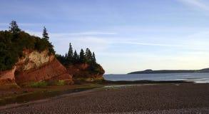 st martins береговой линии Стоковые Изображения