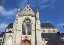 St Martins Church, Bélgica Fotografia de Stock Royalty Free