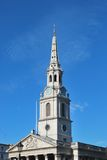 St Martins in the field Spire Stock Images