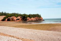 St Martins sea caves royalty free stock images