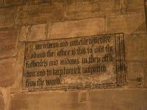 St Mary's下面的Alderley的彻斯特教区教堂 图库摄影
