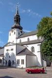 St Mary's Cathedral Dome Church, Tallinn, Estonia stock photography