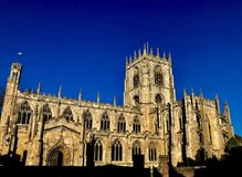 St Mary's Church, Beverley Stock Images