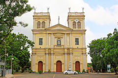 St. Mary's Church, Negombo, Sri Lanka stock images