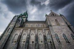 ST Mary και κοπτική Ορθόδοξη Εκκλησία του Michael αρχαγγέλων στο Νάσουα, Στοκ Φωτογραφία