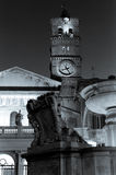 ST Mary σε Trastevere στη Ρώμη Στοκ φωτογραφία με δικαίωμα ελεύθερης χρήσης
