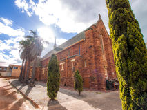 ST Mary στη Ρωμαιοκαθολική εκκλησία Ara Coeli, Νόρθαμπτον στοκ φωτογραφία με δικαίωμα ελεύθερης χρήσης
