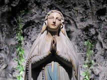 St Mary девственница (часовня Вифлеема в Праге) Стоковая Фотография RF