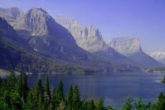st mary озера Стоковые Фотографии RF