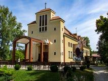 St Mary святилища Loretto в Польше Стоковые Фотографии RF