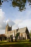 St Mary & all helgonkyrka på Beaconsfield, England Royaltyfri Fotografi