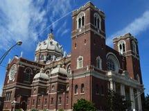 St Mary av ängelkyrkan Royaltyfria Foton