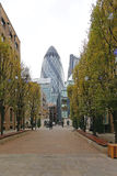 St Mary Axe Imagem de Stock Royalty Free