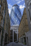 30 St Mary Axe Royalty-vrije Stock Foto