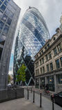 30 St Mary Axe Stock Photo