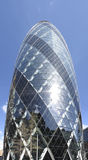 30 St Mary Axe - suisse au sujet de, Londres Photos libres de droits