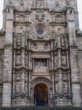 St Mary Basilica Pontevedra Royalty Free Stock Photo