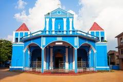 St Mary Cathedral, Batticaloa Fotografia de Stock Royalty Free
