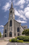St Mary Cathedral in Mt Angel Oregon Fotografie Stock