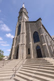 St Mary Cathedral in Mt Angel Oregon Fotografia Stock