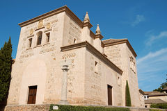 St Mary Church of the Alhambra Royalty Free Stock Photos
