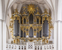 St. Mary Church, Berlin Royaltyfria Bilder