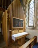 St Mary Church Chapel van Heilige Peter in Kettingen royalty-vrije stock fotografie