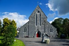 St.Mary Church.Clogheen Royalty Free Stock Images