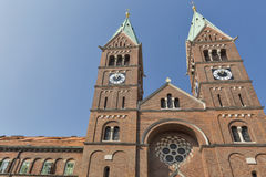St. Mary church in Maribor, Slovenia royalty free stock photos