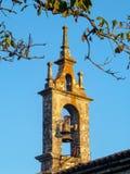 St Mary Church - Melide royaltyfri fotografi