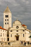 St Mary church and monastery. Zadar. Croatia. Stock Photography