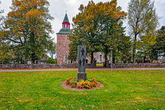 St. Mary Church, Saltvik, Aland, Finland Royalty Free Stock Photography