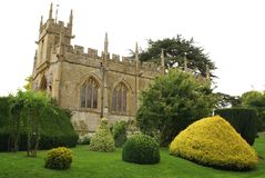 St. Mary Church. Sudeley Castle Church, England Stock Images