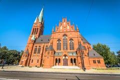 St Mary church, Torun, Kuyavia-Pomerania, Poland.  stock photos