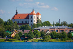 St. Mary Church in Trakai Royalty Free Stock Photo