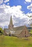 St Mary de Maagdelijke Kerk Royalty-vrije Stock Foto