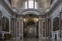 St Mary degli angeli e dei martiri fotografie stock libere da diritti