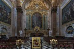 St Mary degli angeli e dei martiri Immagini Stock Libere da Diritti