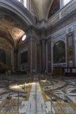 St Mary der Engel und der Märtyrer Stockfotos