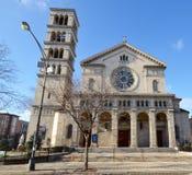 St Mary des Sees Lizenzfreie Stockfotografie