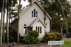 St Mary durch das Meer Port Douglas queensland australien lizenzfreie stockfotografie