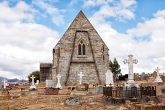 St Mary Dziewiczy kościół, Gretna Zdjęcie Stock
