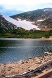 St Mary et x27 ; glacier de s Image libre de droits